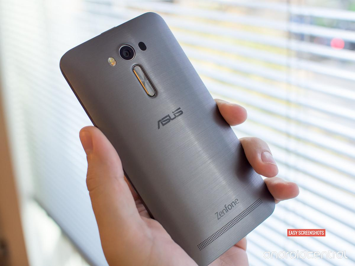 Take Screenshot On Asus Zenfone 2 Laser All In One Guide
