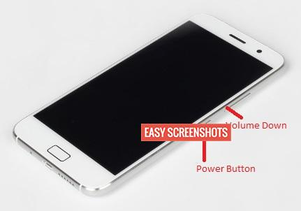 How to Take Screenshot On Lenovo ZUK Z1 Easy Guide