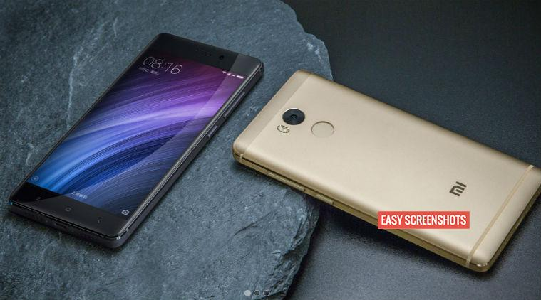 How to Take Screenshot on Xiaomi Redmi 4a (regular / long)