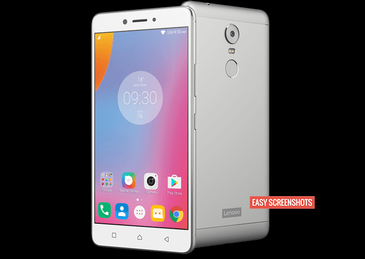 Steps to Take Screenshot on Lenovo K6 Note Full Guide