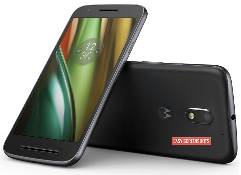 Step-By-Step Guide to Take Screenshot on Moto E3 Power