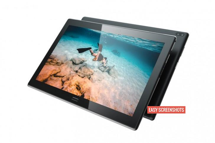 Lenovo Tab 4 8 Plus best screenshot guide help