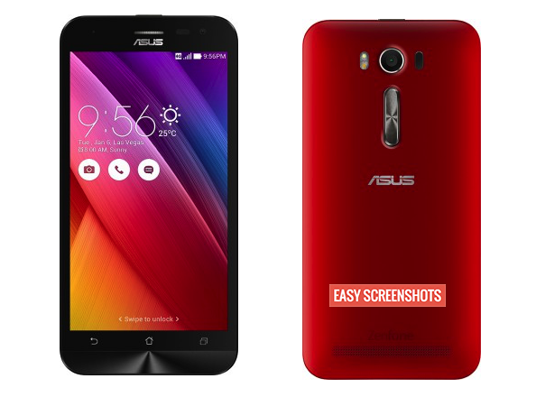 Best methods to take screenshot on Asus Zenfone 3 Go